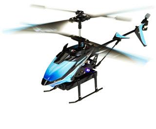 AMEWI - Firestorm Spy 3.5 Kanal Gyro Mini Hubschrauber mit Videokamera