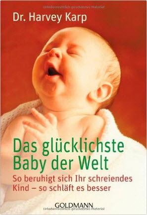 Buch: Das glücklichste Baby der Welt