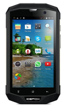 IceFox Hero Outdoor Smartphone Handy