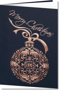 Weihnachtsgrußkarten