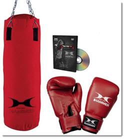Boxsack als Geschenk für Jugendliche