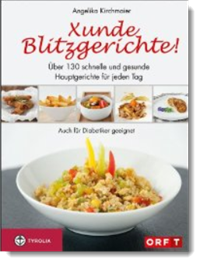 Buchempfehlung Gesunde Blitzgerichte