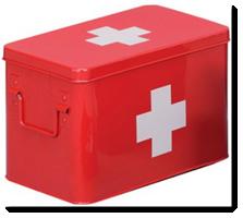 Hausapotheke Box