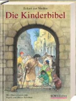 Kinderbibel als Kommunionsgeschenk