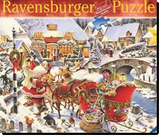 Puzzle für Weihnachten